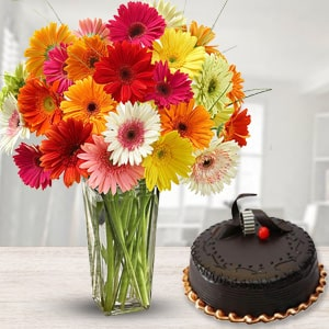 Flowers & Cake Delivery Kolkata