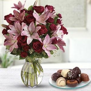 Flowers & Chocolate Delivery Kolkata