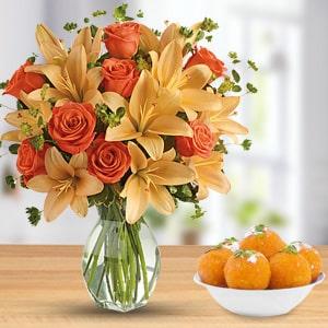Flowers & Mithai Delivery Kolkata