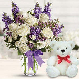 Flowers & Teddy Delivery Kolkata