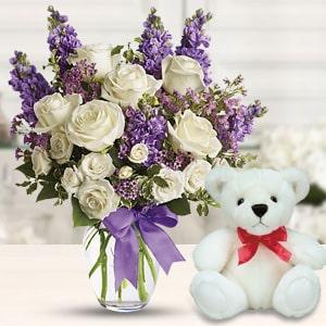 Flowers & Teddy Delivery Kolkata