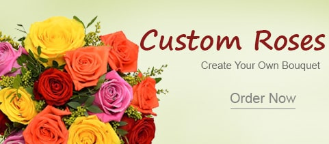 Custom Flowers Kolkata