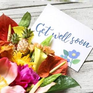 Get Wll Soon Flowers Kolkata