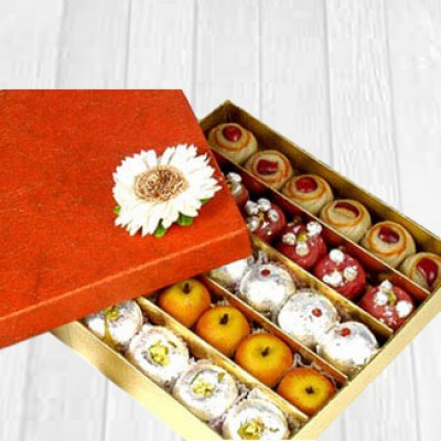 Half Kg. Mixed Mithai